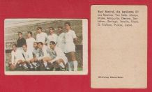 Real Madrid Team Di Stefano & Puskas